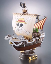 One Piece: Going Merry Diecast Model