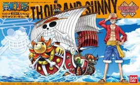 One Piece: Grand Ship Collection - Thousand Sunny Model-Kit
