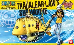One Piece: Grand Ship Collection - Trafalgar Law's Submarine Model-Kit