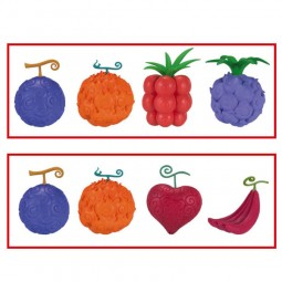 One Piece: Mini Repliken The Devil Fruit Sets