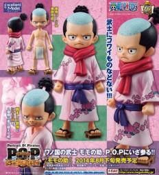 One Piece: Excellent Model P.O.P Momonosuke 1/8 Scale PVC Statue