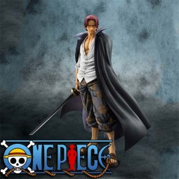 One Piece: P.O.P. Shanks 1/8 Scale PVC Statue
