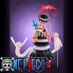 One Piece: P.O.P. Perona Sailing Again 1/8 Scale PVC Statue