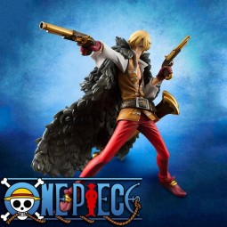 One Piece: P.O.P. Sanji Edition Z 1/8 Scale PVC Statue