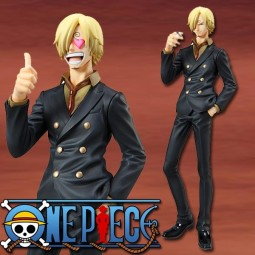 One Piece: P.O.P. Sanji Sailing Again 1/8 Scale PVC Statue
