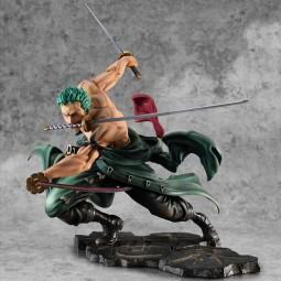 One Piece: P.O.P. SA Maximum Roronoa Zoro San Zen Se Kai !!! Ver. 1/8 Scale PVC Statue