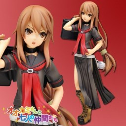 Ookami-san and her Seven Companions: Ryoko Okami 1/8 Scale PVC Statue