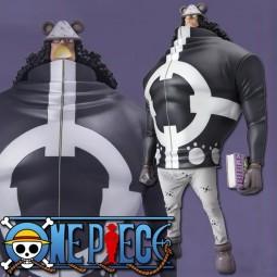 One Piece: Bartholomäus Bär 1/8 Scale PVC Statue