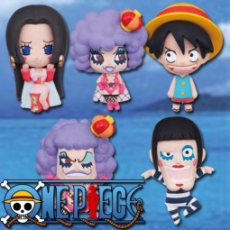 One Piece: Character Fortune Harem in Impeldown 1 Box (24pcs)