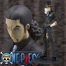 One Piece: P.O.P. Rob Lucci 1/8 Scale PVC Statue