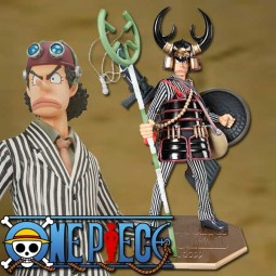 One Piece: P.O.P. Lysop Strong Edition 1/8 Scale PVC Statue