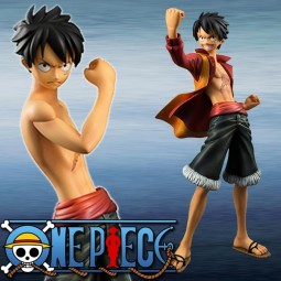 One Piece: Excellent Model P.O.P Monkey D. Ruffy Edition Z 1/8 Scale PVC Statue