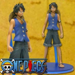 One Piece: High Spec Color Figure #3 Ruffy