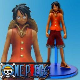 One Piece: High Spec Color Figure Ruffy