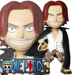 One Piece: Wackelkopf Figur Shanks
