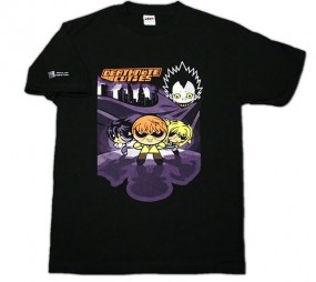 Death Note: T-Shirt Cuties