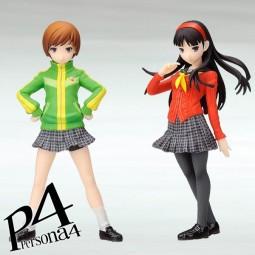 Persona 4: Twin Pack - Yukiko Amagi & Chie Satonaka non Scale PVC Statue