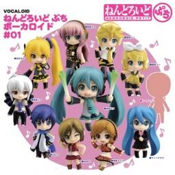 Vocaloid: Petit Nendoroid Character Vocal Series #01 1 Box (12 Stück)