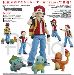 Pokémon: Red - Figma