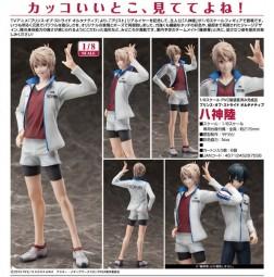 Prince of Stride Alternative: Riku Yagami 1/8 Scale PVC Statue