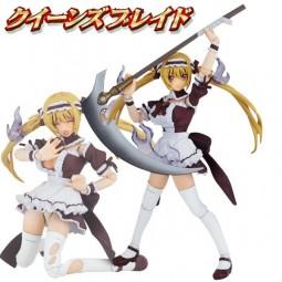 Queen's Blade: 002 Airi 2P Color Revoltech Fräulein