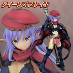 Queen's Blade: Alleyne Royal Blue Ver. 1/7 Scale PVC Statue