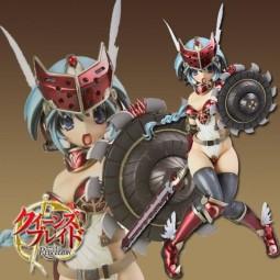Queen's Blade Rebellion: Mirim - Excellent Model 02 1/8 Scale PVC Statue