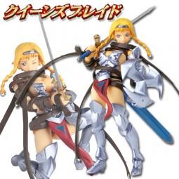 Queen's Blade: 001 Leina Revoltech Fräulein