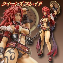 Queen's Blade: Excellent Model Core Ex Risty 1/8 Scale PVC Statue