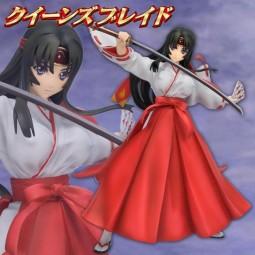 Queen's Blade: Tomoe non-scale PVC Statue