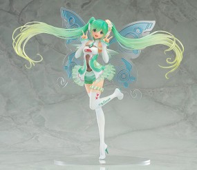 Vocaloid 2: Racing Miku 2017 Ver. 1/8 Scale PVC Statue