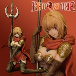 Red Stone: Lancer 1/7 Scale PVC Statue