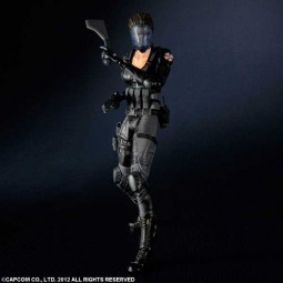 Resident Evil Operation Raccoon City: Play Arts Kai Lupo Actionfigur