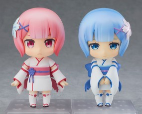 Re:ZERO -Starting Life in Another World: Ram & Rem: Childhood Ver. Nendoroid