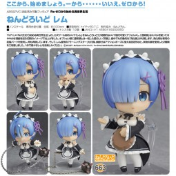 Re:ZERO -Starting Life in Another World: Rem Nendoroid