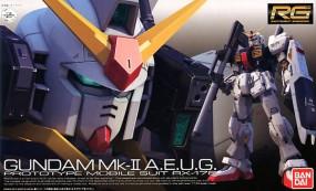 Gundam - RG Gundam Mk-II AEUG Version Prototype RX-178 1/144