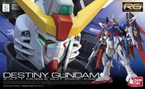 Gundam - RG ZGMF-X42S Destiny Gundam 1/144