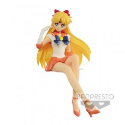 Sailor Moon: Sailor Venus Break Time non Sclae PVC Statue