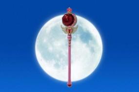 Sailor Moon: Cutie Moon Rod Proplica