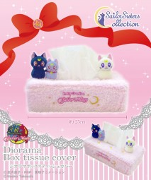 Sailor Moon: Diorama Box Tissue Cover