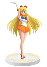 Sailor Moon: Sailor Venus Girls Memories non Sclae PVC Statue