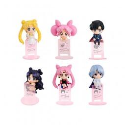 Sailor Moon: Petit Chara Night & Day Sammelfiguren Sortiment