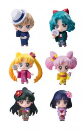 Sailor Moon: Petit Chara Soldiers of the Outar Solar System Sammelfiguren Sortiment