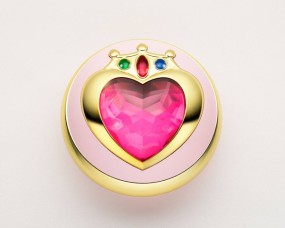 Sailor Moon: Verwandlungsbrosche Sailor Chibi Moon Proplica