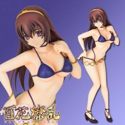 Samurai Girls: Sen Tokugawai Swimsuit Ver. 1/8 Scale PVC Statue