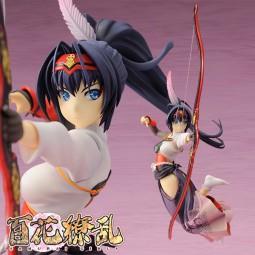 Samurai Girls: Kagekatsu Uesugi 1/8 Scale PVC Statue