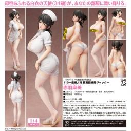 110 - Sanfujinka Shikeishuu Byouin Jack: Asami Akabane 1/4 Scale PVC Statue