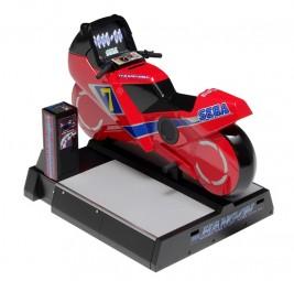 Hang-on: Arcade Game 1/12 Model-Kit