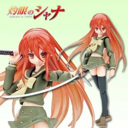 Shakugan no Shana II - Shana Red Hair ver. - Figma