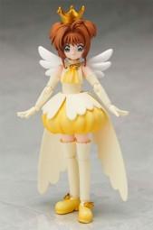 Cardcaptor Sakura: S.H. Figuarts Sakura Kinomoto non Scale PVC Statue